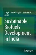 Sustainable Biofuels Development in India Pdf/ePub eBook