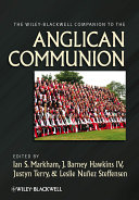 The Wiley-Blackwell Companion to the Anglican Communion [Pdf/ePub] eBook