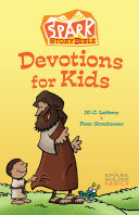 Spark Story Bible Devotions for Kids Book