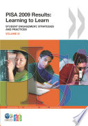 Pisa 2009 Results Learning To Learn Student Engagement Strategies And Practices Volume Iii