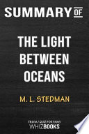 Summary of the Light Between Oceans: A Novel: Trivia/Quiz for Fans