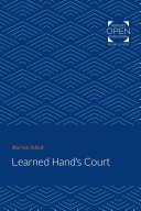 Pdf Learned Hand's Court