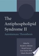 The Antiphospholipid Syndrome II