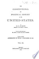 1846 1850  Annexation of Texas Compromise of 1850  1881