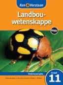 Books - Ken & Verstaan Landbouwetenskappe Onderwysersgids Graad 11 | ISBN 9781107608047
