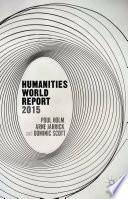 Humanities World Report 2015 Book