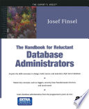 The Handbook for Reluctant Database Administrators Book