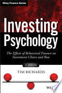 Cover of Investing Psychology, + Website