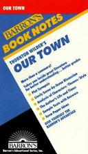 Thornton Wilder's Our Town