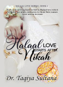 Halaal Love Starts After Nikah