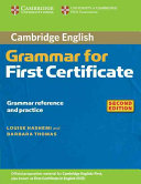 Objective first certificate. Student's book