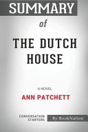 Summary of The Dutch House Pdf/ePub eBook