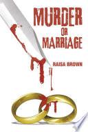 Murder Or Marriage Book PDF