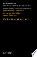 Cynical International Law