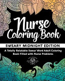 Nurse Coloring Book