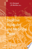 Bioactive Molecules And Medicinal Plants Book PDF