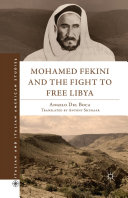 Pdf Mohamed Fekini and the Fight to Free Libya