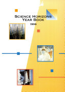 Science Horizons Year Book  1996 Book