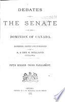 Debates of the Senate  Official Report  Hansard