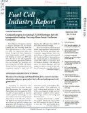 Fuel Cell Industry Report