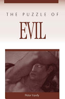 The Puzzle of Evil [Pdf/ePub] eBook