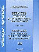 Services Statistics on International Transactions 1998