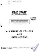 Head Start Child Development