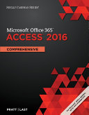 Pdf Shelly Cashman Series Microsoft Office 365 & Access 2016: Comprehensive Telecharger
