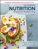 ISE Human Nutrition  Science for Healthy Living Book