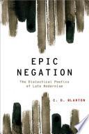 Epic Negation