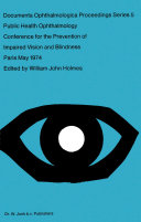 Public Health Ophthalmology ebook