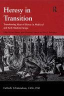 Heresy in Transition [Pdf/ePub] eBook