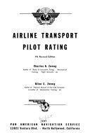 Airline Transport Pilot Rating