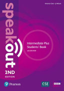 Speakout Intermediate Plus 2nd Edition Student's Book for DVD-ROM Pack