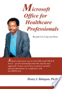 Microsoft Office For Healthcare Professionals
