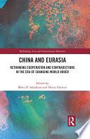 China and Eurasia Book