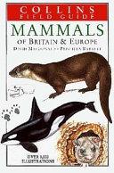 Mammals of Britain   Europe