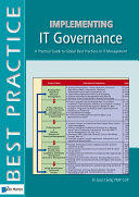 Pdf Implementing IT Governance - A Practical Guide to Global Best Practices in IT Management Telecharger