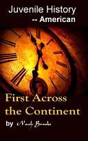 First Across the Continent [Pdf/ePub] eBook