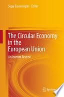 The Circular Economy in the European Union Book