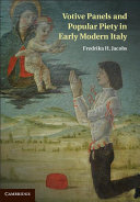 Pdf Votive Panels and Popular Piety in Early Modern Italy
