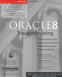 Oracle8 Troubleshooting