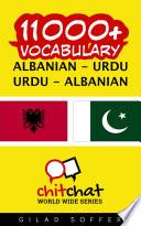 11000+ Albanian - Urdu Urdu - Albanian Vocabulary