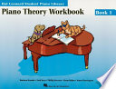 Piano Theory Workbook Book 1 (Music Instruction)