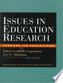 Issues in Education Research