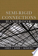 Semi rigid Connections Handbook