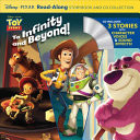 Toy Story Read Along Storybook and CD Collection