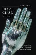 Frame, Glass, Verse
