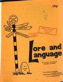 Lore And Language