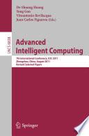 Advanced Intelligent Computing